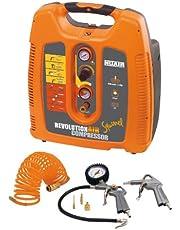 Revolution'Air 425020 Squirrel compressor, 6 l, 1,5 pk