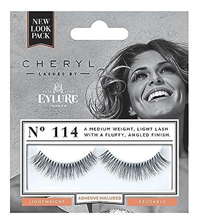 819c840c3a8 Eylure Strip Lashes No.114 (Cheryl): Amazon.co.uk: Beauty