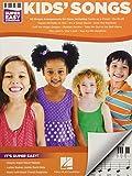 Kids' Songs - Super Easy Songbook (Piano)