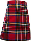 Boys Formal/Casual Kilt Royal Stewart Tartan Size 5-6 Years