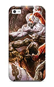 New Arrival Iphone 5c Case Video Game God Of War Case Cover
