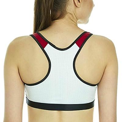 Shock Absorber Women's Racerback Sports Bra 36D Black at  Women's Clothing store