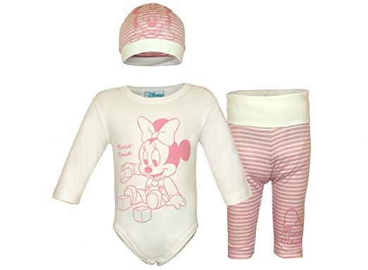 Minnie 3 teiler Set