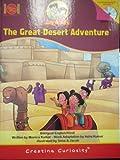 The Great Desert Adventure, Monica Kumar and Asha Kumar, 0979719119