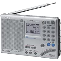 Sony Shortwave Am/fm Stereo World Band Receiver Radio * Batteries Included *