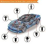 Car Body Clips, Auto Trim interior Fastener