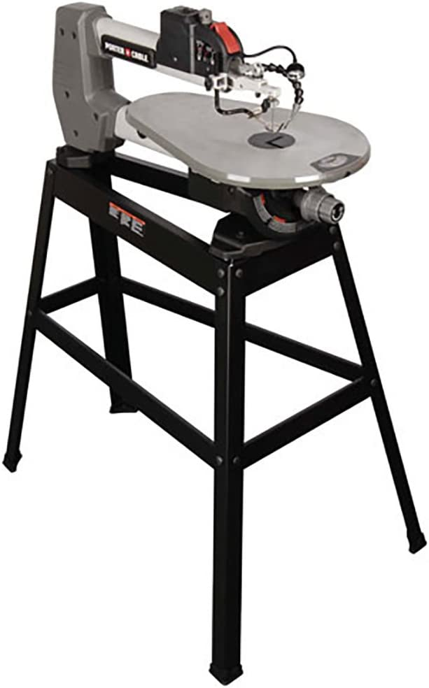 "Porter-Cable 18"" Variable Speed Scroll Saw – The Saw Scroll With Variable Speeds"