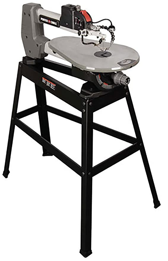 "best scroll saw: Porter Cable 18"" - a great variable Scroll Saw for you"