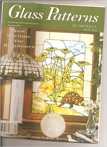 Glass Patterns Quarterly Vol 40 No 40 Amazon Books Unique Glass Patterns Quarterly