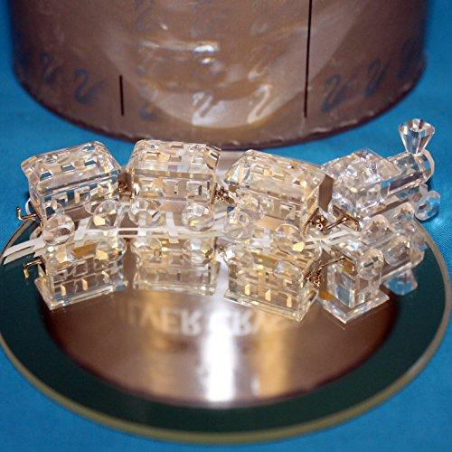 Swarovski Crystal Memories Mini Train