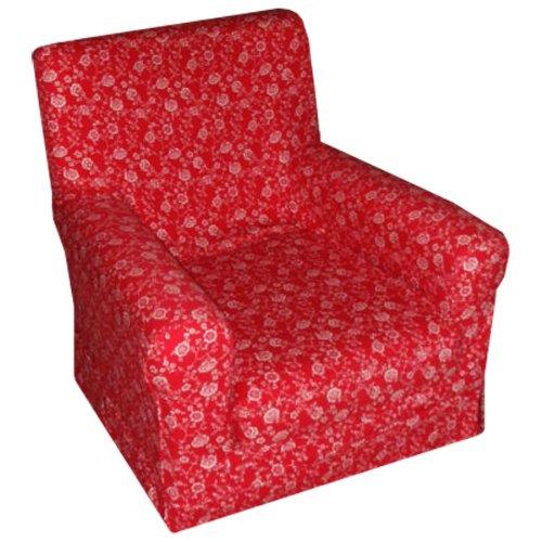 Neuer Bezug Appleryd Rot Für Ihren Ektorp Jennylund Sessel Amazon