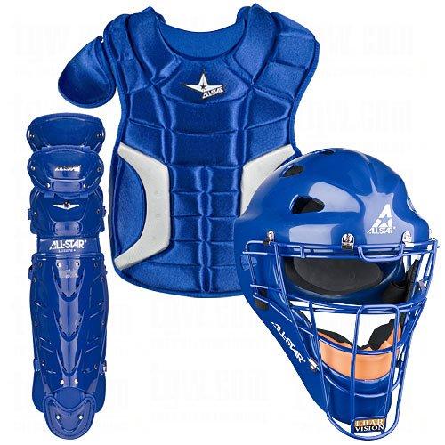 All Star Complete Baseball Catcher's Gear Set – High School – DiZiSports Store