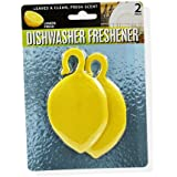 2 Pack of Lemon Dishwasher Fresheners