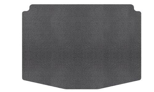Intro-Tech Berber Cargo Area Custom Floor Mat for Select Volvo S40 Models - Carpet (Charcoal)