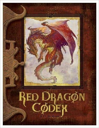 Download Red Dragon Codex (The Dragon Codices) PDF, azw (Kindle)