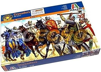 XIth Century - 1:72 Italeri 6009 Crusaders