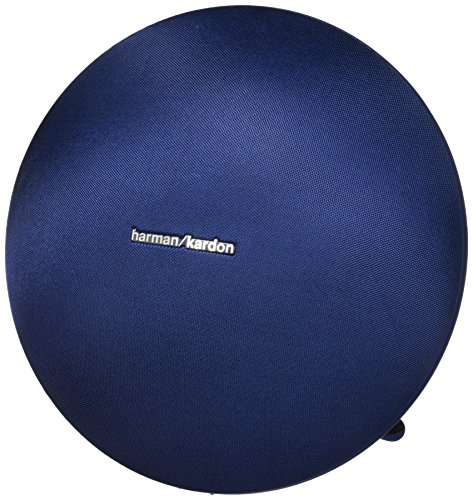 Harman Kardon Onyx Studio 4 Wireless Bluetooth Speaker Blue (New model) by Harman Kardon