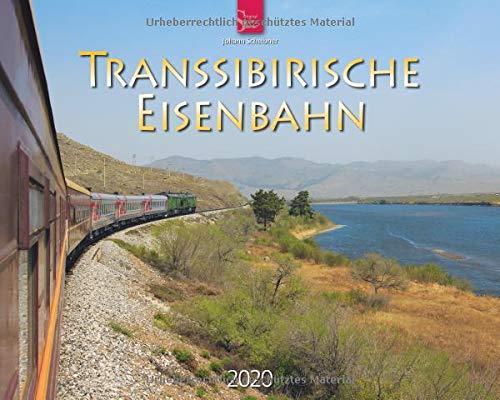 Transsibirische Eisenbahn  Original Stürtz Kalender 2020   Großformat Kalender 60 X 48 Cm
