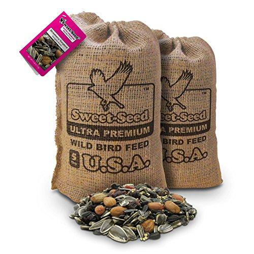 "Sweet-Seed Premium Wild Bird Feed:  ""Strawberry Songbird"" Ul"