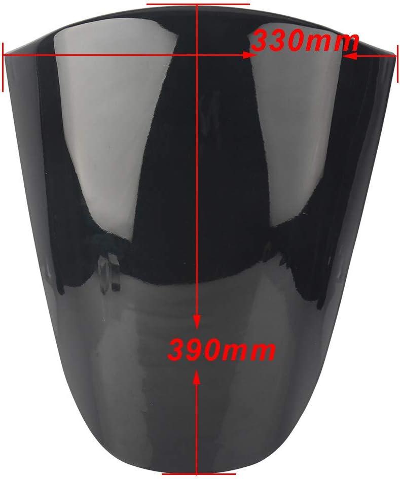 Three T Motorrad Soziusabdeckung Sitzkappe R/ücksitzbezug Verkleidung Heckabdeckung Rear Seat Cowl Cover f/ür Ninja ZX12R 2000 2001 2002 2003 2004 2005 2006 2007 2008