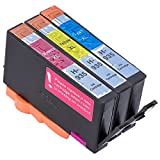 PERSEUS 935 Ink Cartridges for HP 935XL Color Pack(1 935XLC,1 935XLM,1 935XLY) High Yield XL Compatible HP Officejet Pro