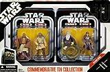 Star Wars 30th Anniversary Saga 2007 Exclusive Collectible Tin Episode II [Mace Windu, Sora Bulg, Oppo Rancisis, Zam Wesell]