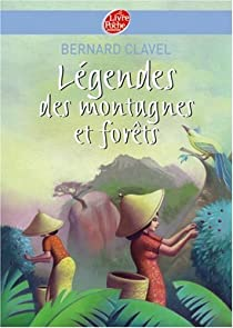 Légendes des montagnes et forêts par Clavel