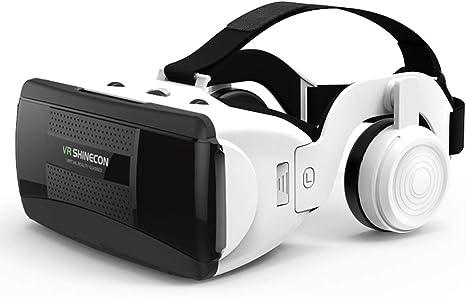 ZHAN Realidad Virtual Auriculares, VR 3D Glasses Gafas De Realidad ...