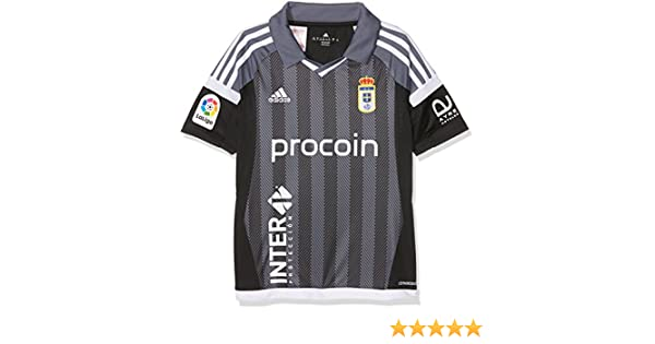 adidas Moro Camiseta Real Zaragoza Fc, Niños: Amazon.es: Ropa y ...