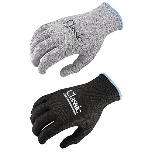 (Classic Rope Company Classic HP Roping Glove L Black)