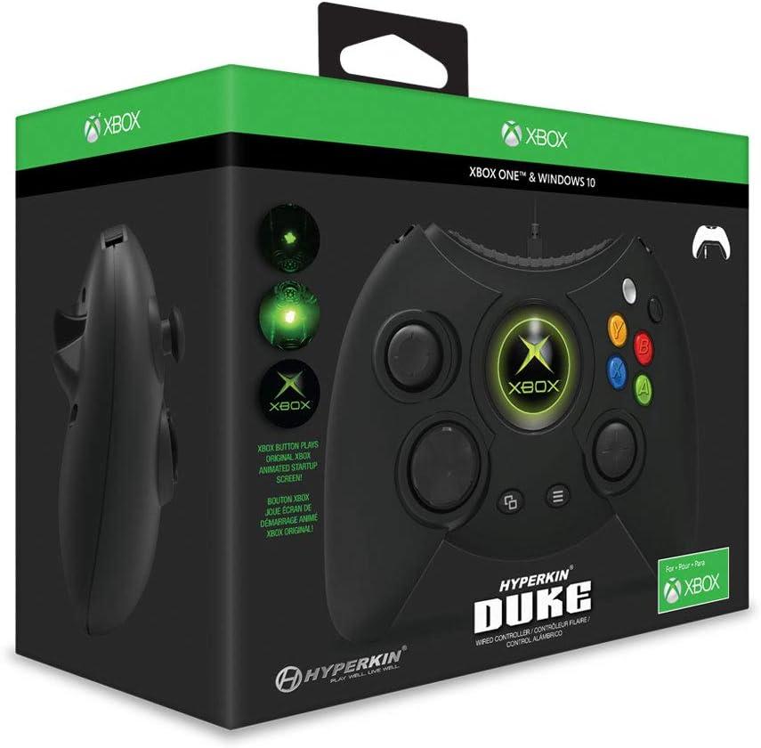 Amazon.com: Hyperkin Duke para Xbox One – Control con cable ...