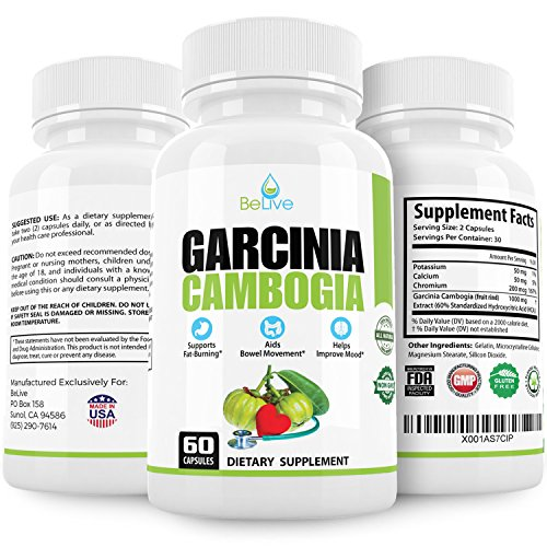 100-Pure-Garcinia-Cambogia-Most-Natural-Weight-Loss-Pills-for-Women-and-Men-Carb-Fat-Blocker-Appetite-Suppressant-Metabolism-Booster-60-Capsules