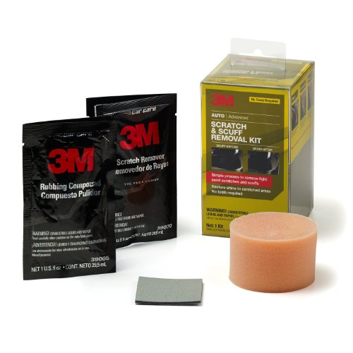 3M 39087 Scratch and Scuff Removal Kit - 1 oz. by 3M (Image #4)