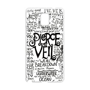 NICKER Pierce the Veil unique design Cell Phone Case for Samsung Galaxy Note4