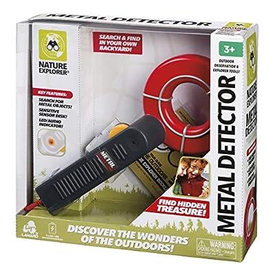 Lanard Nature Explorer Metal Detector, Hand-Held Toy: Toys & Games
