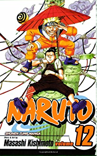 Amazon.com: Naruto, Vol. 10: A Splendid Ninja (Naruto ...