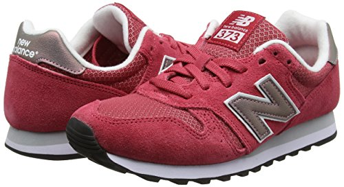 Basses Wl373si Sneakers Femme Rouge New red Balance 7W1an1xg