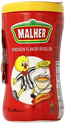 malher chicken bouillon - 9
