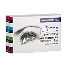 JULIENNE EYEBROW AND EYELASH TINTING KIT 4 COLOURS by Julienne