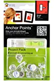 Under the Roof Decorating 3-100135 Anchor Point Small Project Pack 18pcs