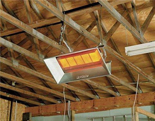 Mr. Heater MH25LP 22,000-BTU Propane Radiant Heater by Mr. Heater