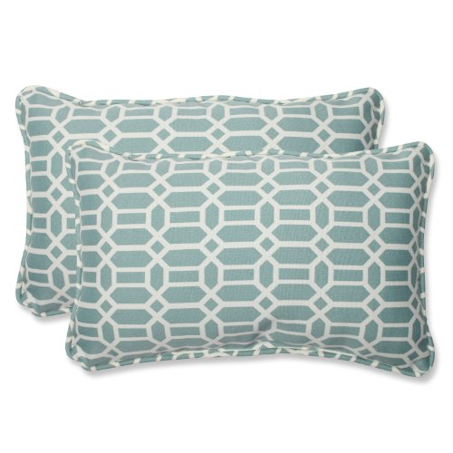 Pillow Perfect Outdoor Rhodes Rectangular