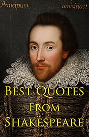 best quotes from shakespeare poems and quotes easy to