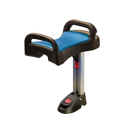 Lascal Buggy Board Maxi - Asiento para patín, color azul