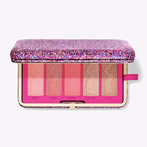 Tarte Life of the Party Clay Blush Palette and Clutch