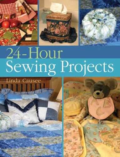 24-Hour Sewing Projects (Duvet Cover Sewing Patterns compare prices)