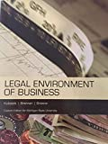 img - for Legal Environment of Business Custom Edition for Michigan State University book / textbook / text book