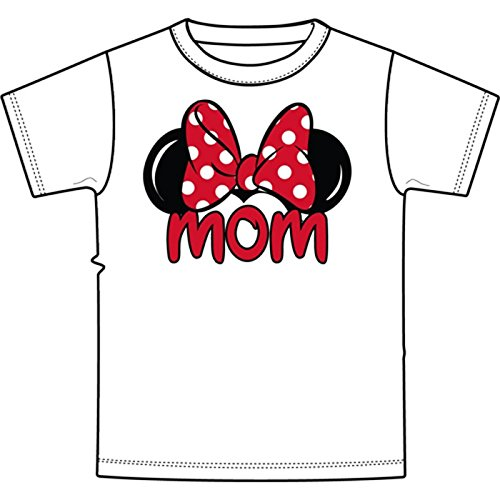 Disney Minnie Mouse Ears Mom T Shirt Top