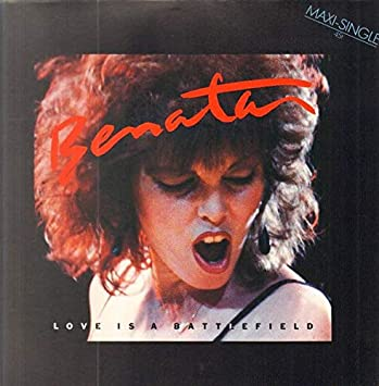 Pat Benatar - Love Is A Battlefield - Amazon.com Music
