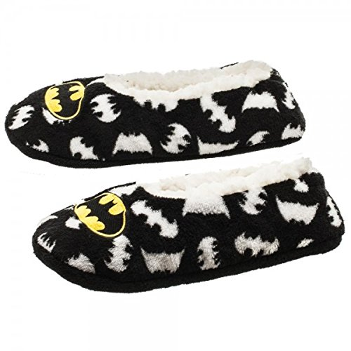 Cozy Large Womens Large X Socks Slipper Batman 7xRfwqz